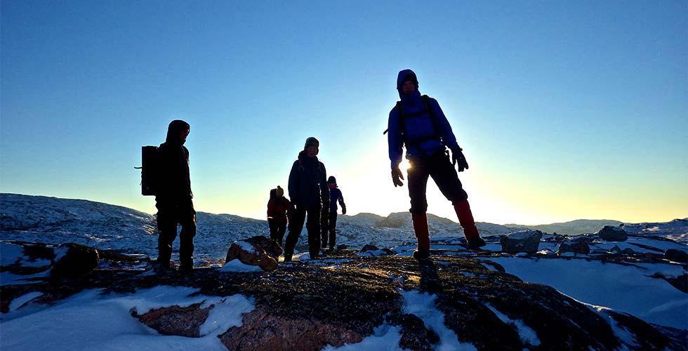 Friluftsliv Finnmark
