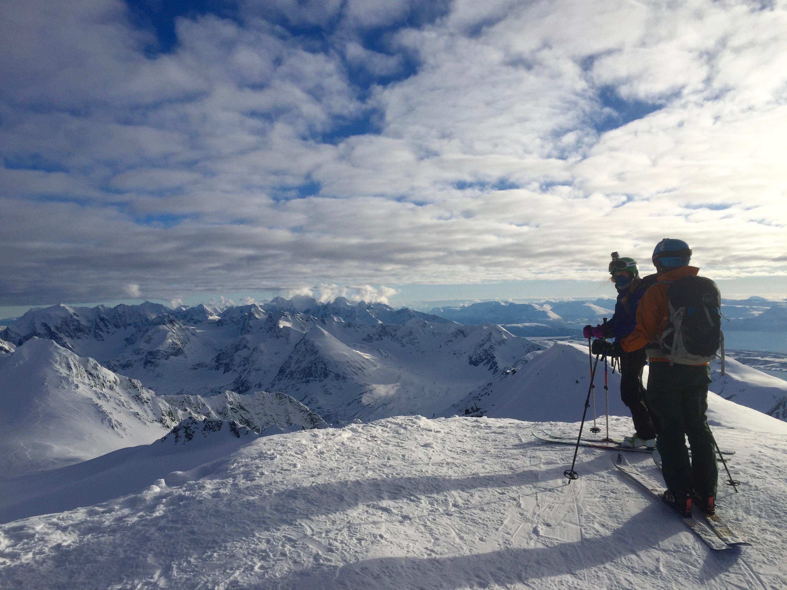Seiling og Frikjøring i Nord-Norge