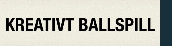 Kreativt Ballspill