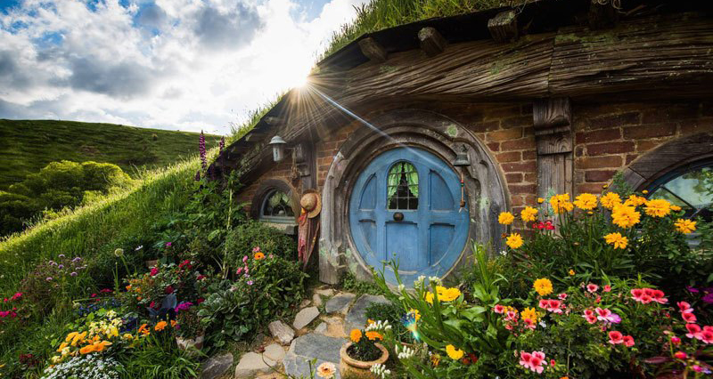 Hobbiten location