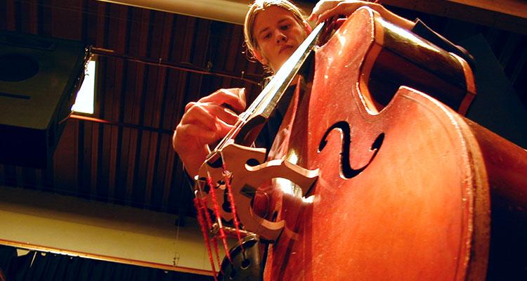 Jazz - kontrabass