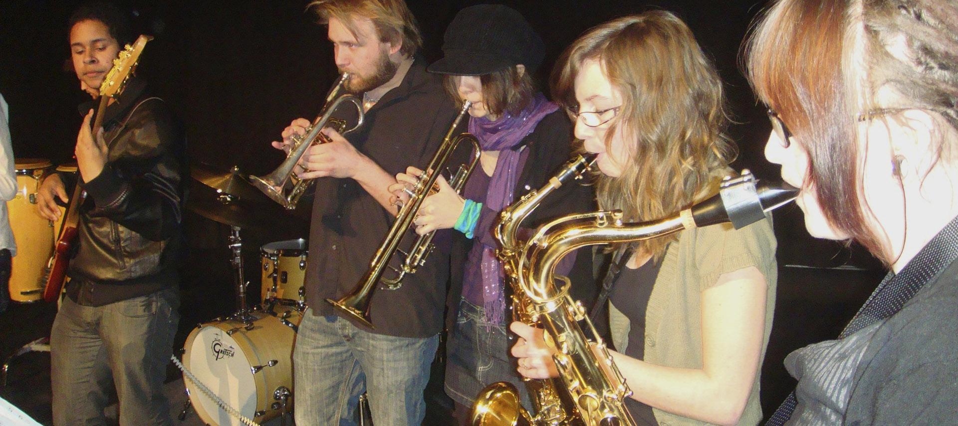 Jazz - improvisasjon