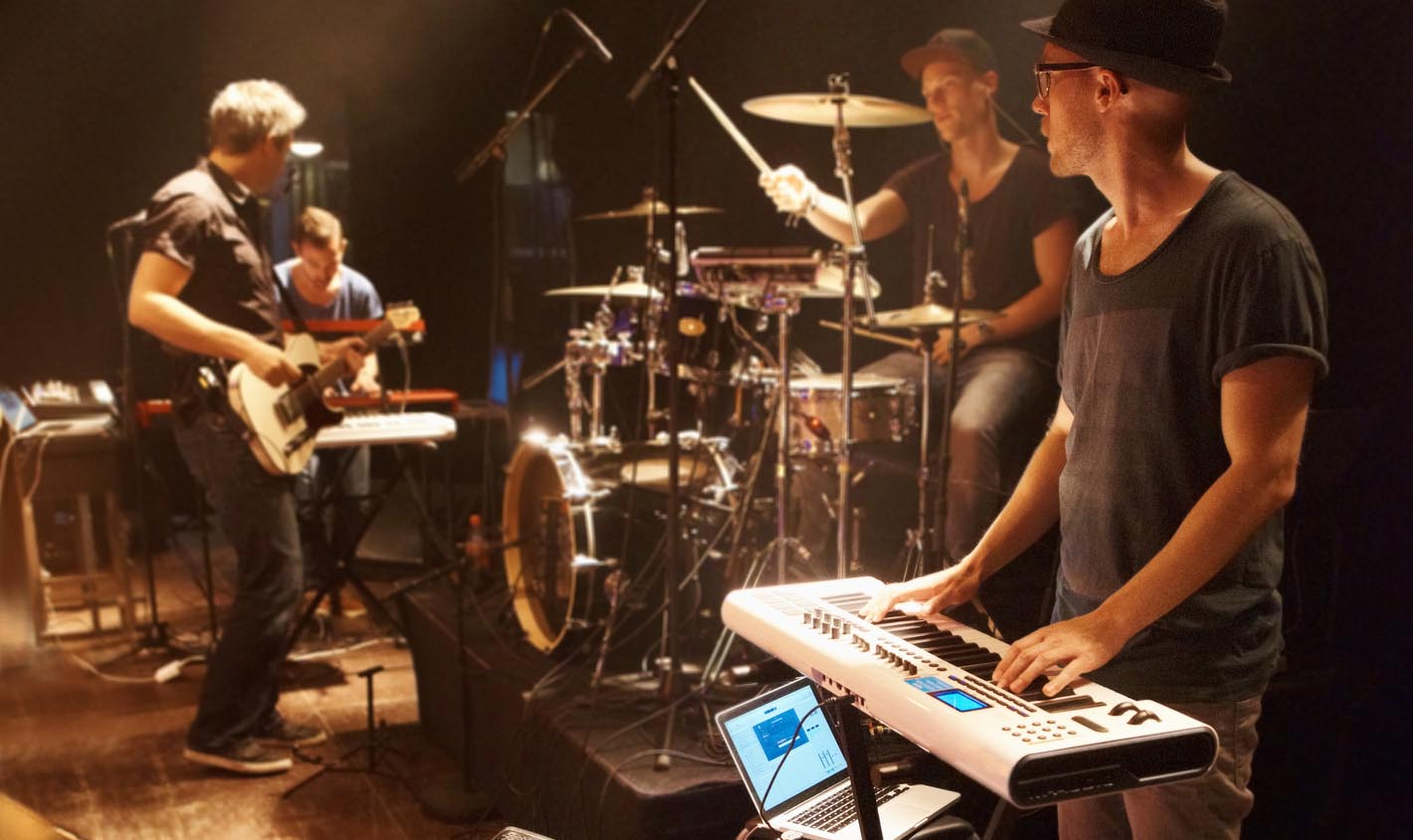 Musikk uten grenser band