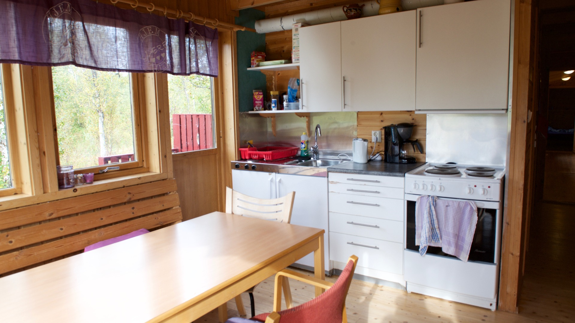 Kjøkken Slettin