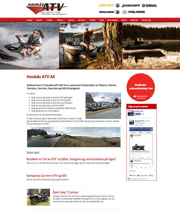 Haukås ATV