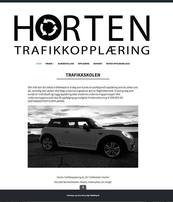 Horten Trafikkopplæring