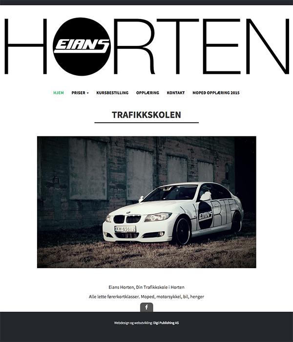 Eians Horten