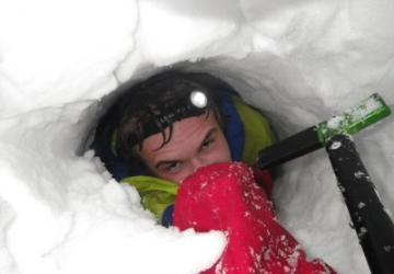 Vinterferdsel - grav deg ned i tide