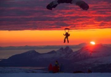 Nord Norge, vår lekegrind