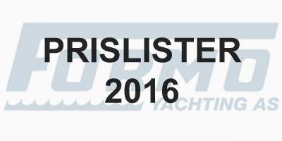 Prislister 2016