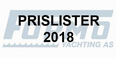 Prislister 2018